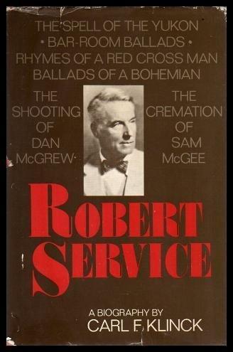 9780070822825: Robert Service: A Biography