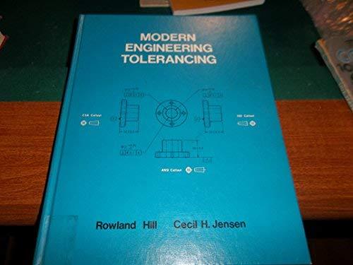 9780070823266: Modern Engineering Tolerancing
