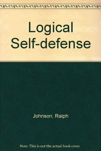 9780070823488: Logical Self-defense