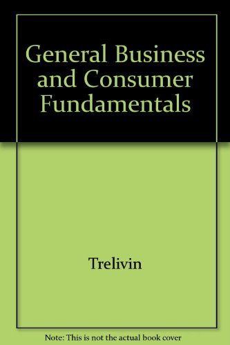 9780070826809: General Business and Consumer Fundamentals