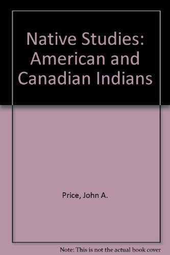 9780070826953: Native Studies: American and Canadian Indians