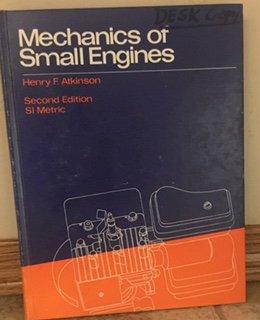 9780070827097: Mechanics of Small Engines