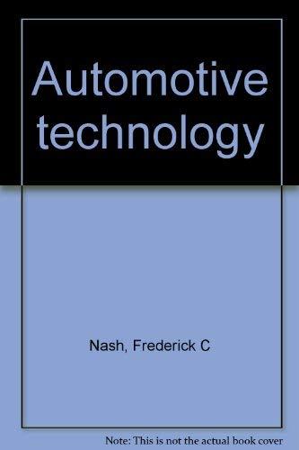 9780070827103: Automotive technology