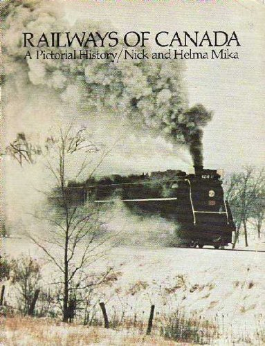 9780070828155: Railways of Canada: A Pictorial History