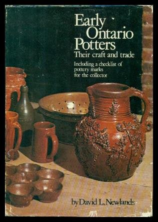 9780070829725: Early Ontario potters: Their craft and trade