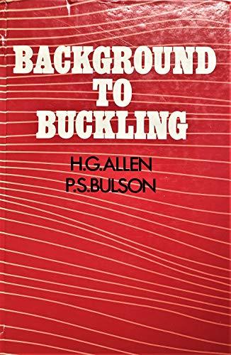 Background to Buckling: H.G. Allen