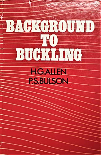 9780070841000: Background to Buckling