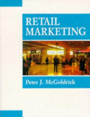 9780070841598: Retail Marketing