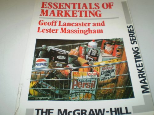 9780070841819: Essentials of Marketing: Text and Cases