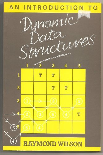 9780070841888: An Introduction to Dynamic Data Structures