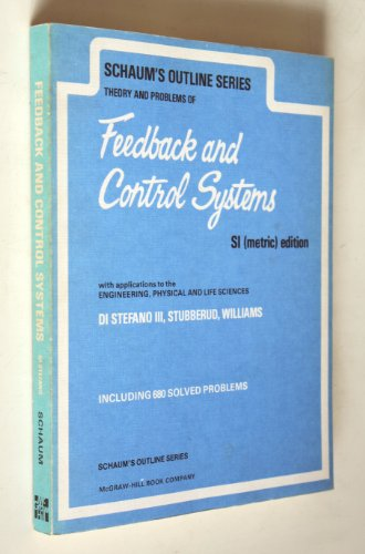 9780070843691: Schaum's Outline of Theory and Problems of Feedback and Control Systems