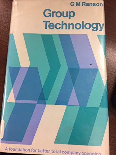 9780070844087: Group Technology