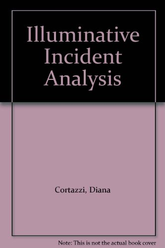 9780070844520: Illuminative Incident Analysis (McGraw Hill series in management)
