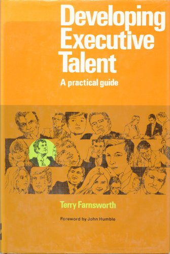 9780070844575: Developing Executive Talent: A Practical Guide