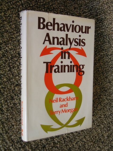 9780070844803: Behaviour Analysis in Training