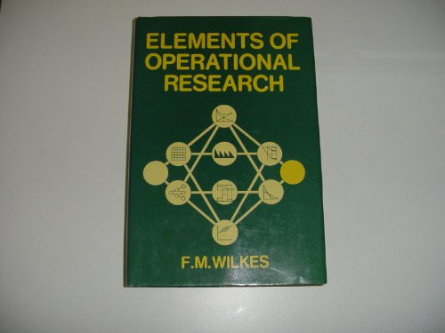 9780070845466: Elements of Operational Research