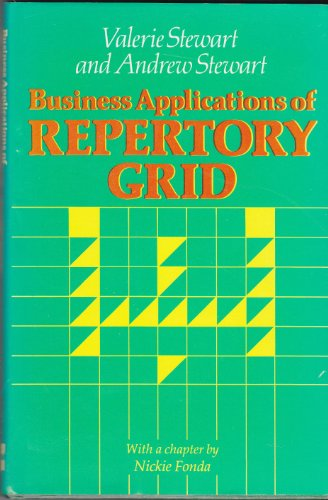 9780070845497: Business Applications of Repertory Grid