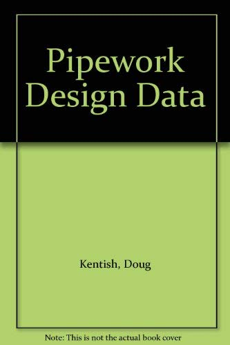 9780070845589: Pipework Design Data