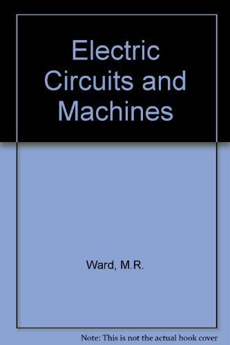 9780070846197: Electric Circuits and Machines