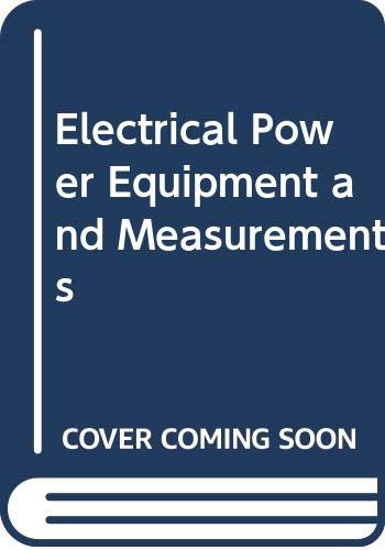 9780070846258: Electrical Power Equipment and Measurements