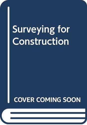 9780070846357: Surveying for Construction