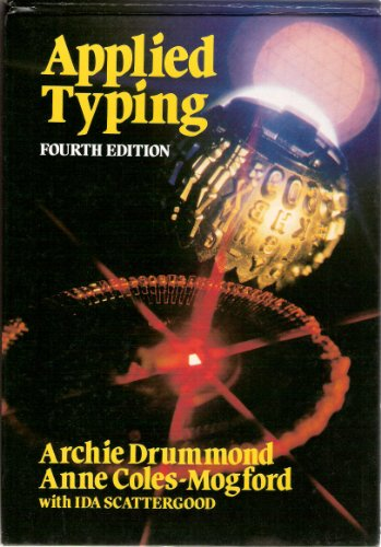 9780070846500: Applied Typing