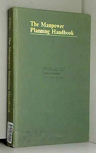 9780070847279: Manpower Planning Handbook
