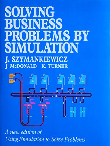 9780070849464: Solving Business Problems by Simulation