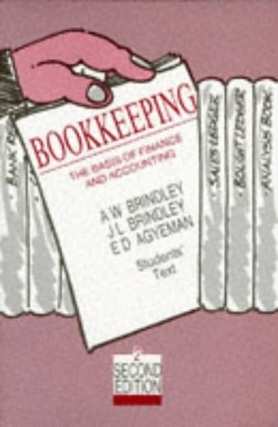 9780070849662: Bookkeeping: The Basis of Accounting