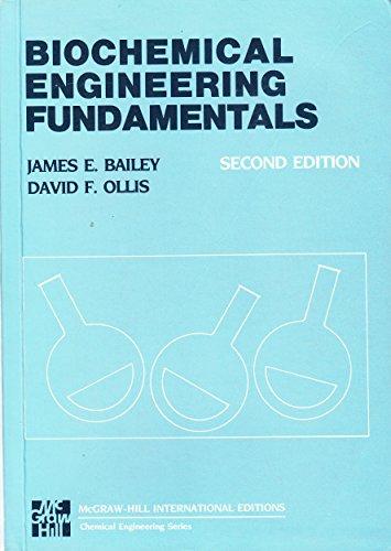 9780070850422: Biochemical Engineering Fundamentals