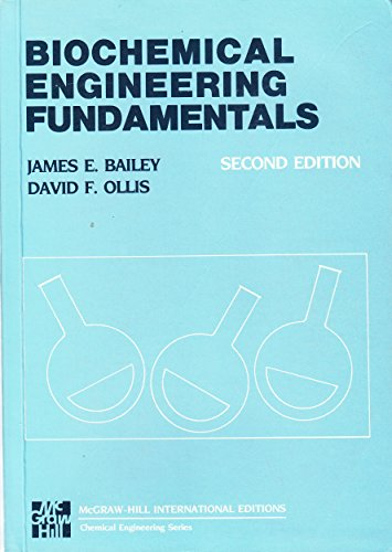 9780070850422: Biochemical Engineering Fundamentals