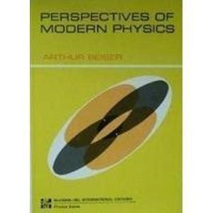 9780070850477: Perspectives of Modern Physics
