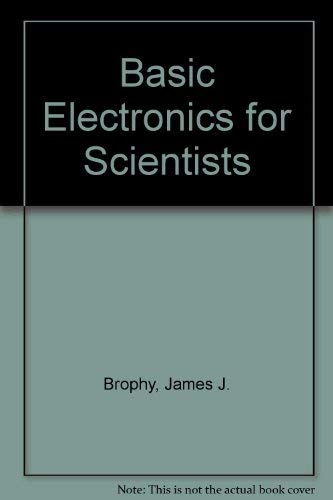 9780070850514: Basic Electronics for Scientists