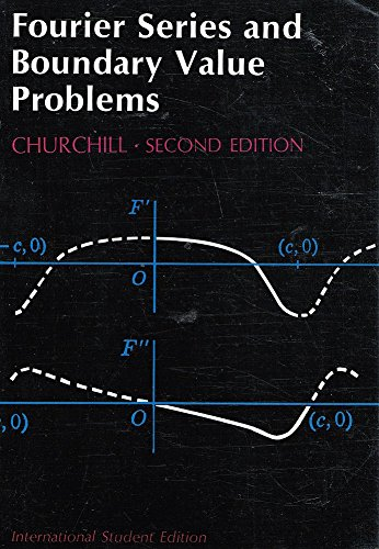 9780070850958: Fourier Series and Boundary Value Problems