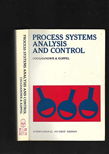9780070851122: Process Systems Analysis and Control