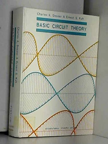 9780070851832: Basic Circuit Theory: Chapters 1 through 10