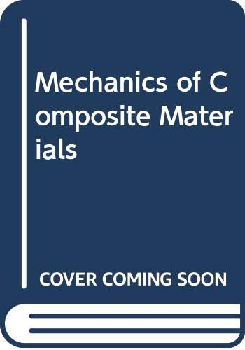 9780070853478: Mechanics of Composite Materials
