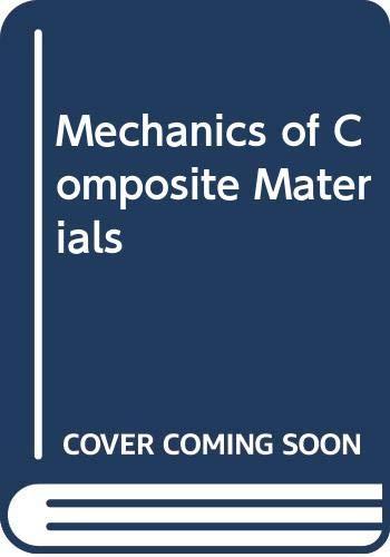 9780070853478: Mechanics of Composite Materials