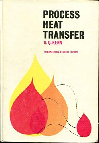 9780070853539: Process Heat Transfer
