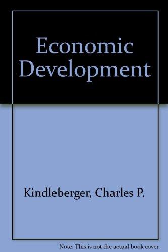 9780070853713: Economic Development