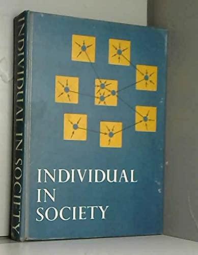 Individual in Society: David Krech &