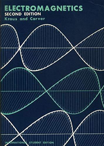 9780070853881: Electromagnetics