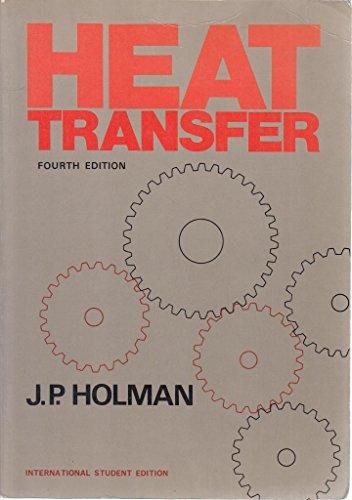 9780070853911: Heat Transfer