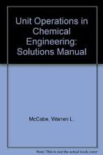 9780070854871: Unit Operations in Chemical Engineering