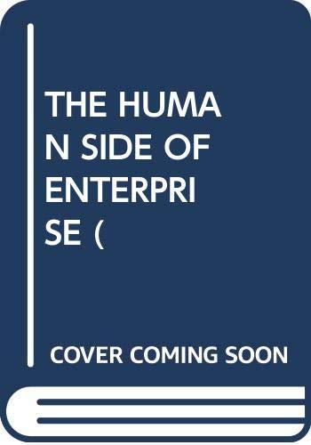 9780070854918: The Human Side of Enterprise