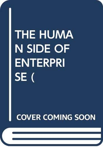 9780070854918: The Human Side of Enterprise