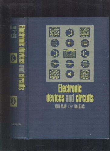 millman jacob halkias christos - electronic devices and
