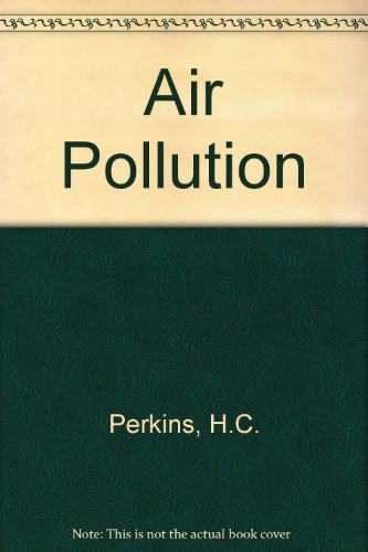 9780070855601: Air Pollution