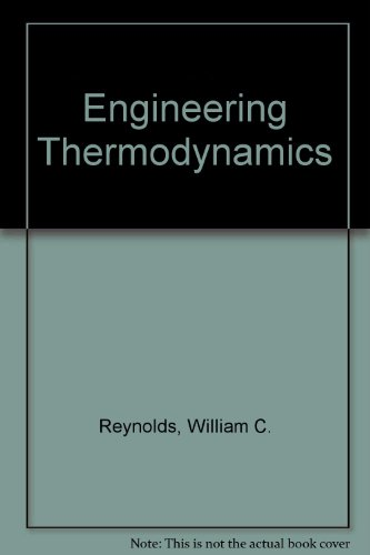 9780070855731: Engineering Thermodynamics