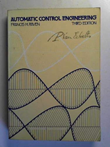 9780070855946: Automatic Control Engineering